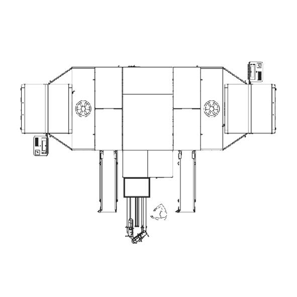 Handman – Twin Super x2 & Robot
