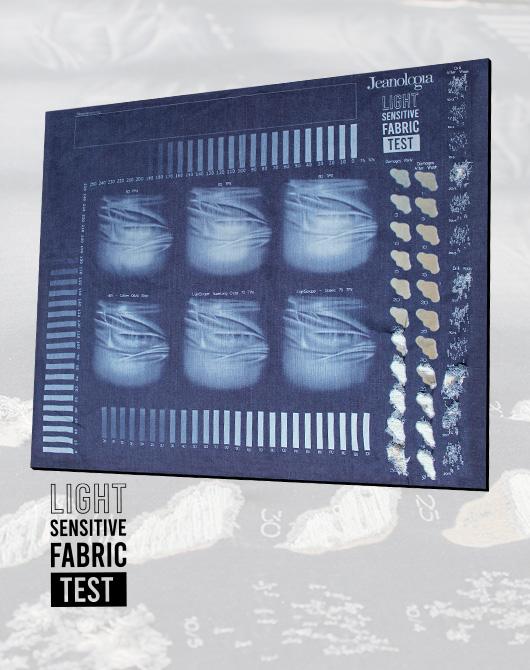 Light Sensitive Fabric - LSF